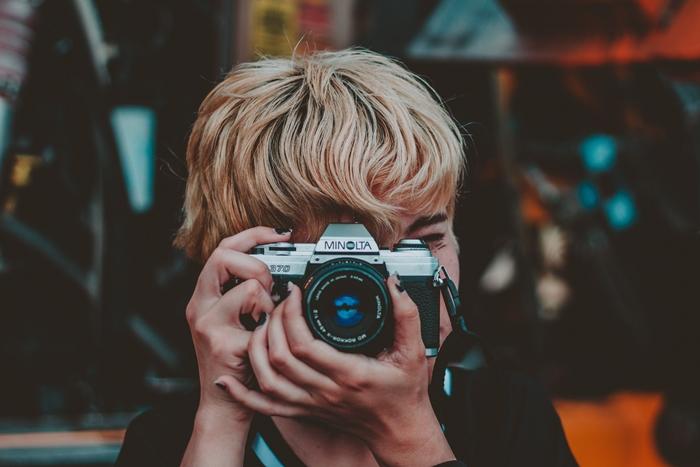 カメラ 始める