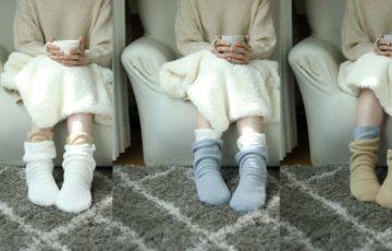 冷え 取り 靴下