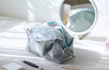 キャラメルポーチ 型紙